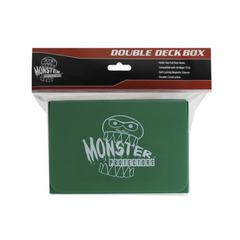 Monster Protectors Double Deck Box - Green